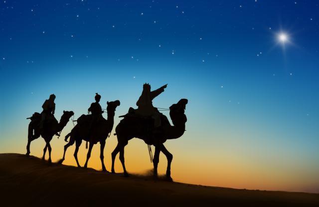 Steaua Nordului în timpul lui Iisus Hristos