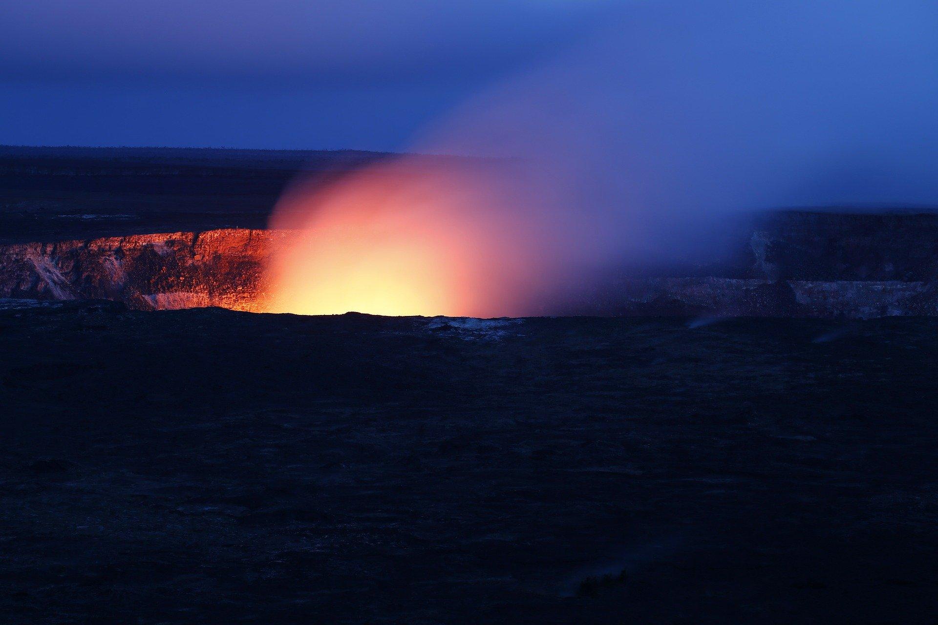 Vulcani activi