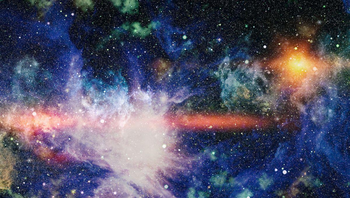 Cum se roteste Universul, O forţă invizibilă imensă guvernează Universul