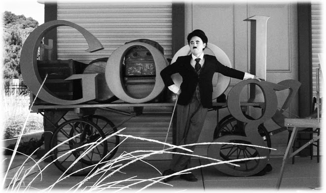 Doodle, Charlie Chaplin