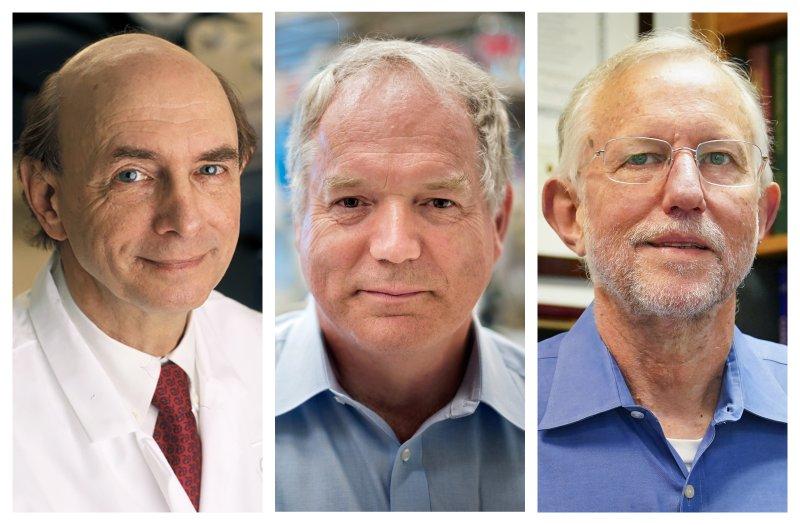 Premiul Nobel 2020 pentru medicina, Michael Houghton, Harvey Alter şi Charles Rice