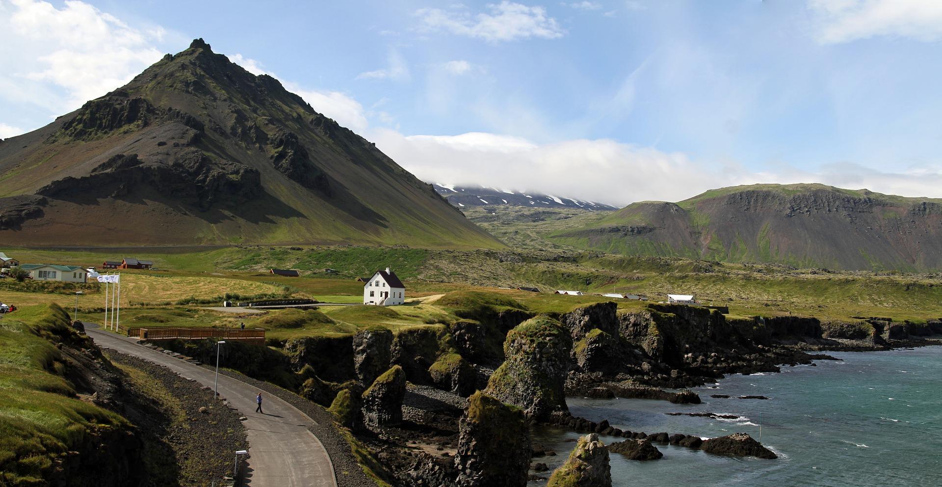 Peisaj islandez