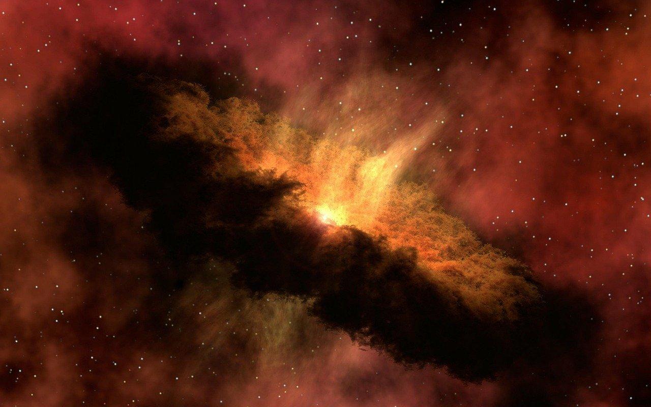 Big Bang, Cum se roteste Universul, O forţă invizibilă imensă guvernează Universul