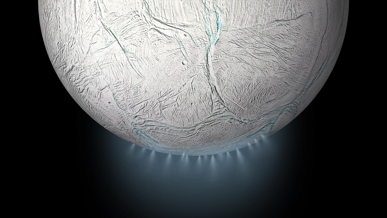 Enceladus, NASA Solar System Exploration