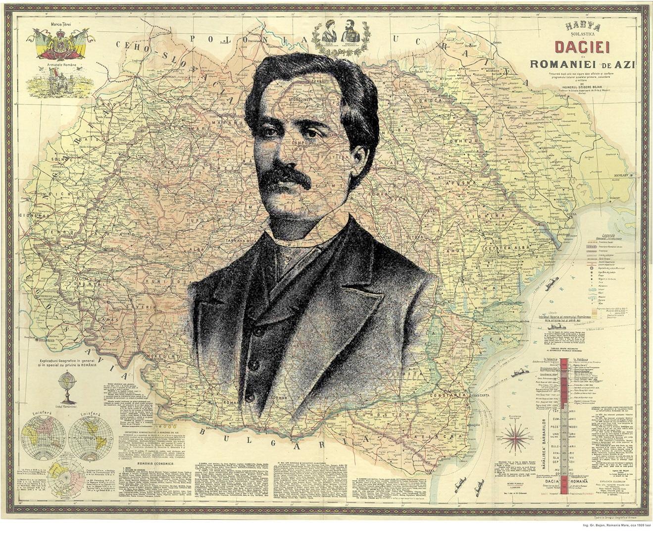 Mihai Eminescu si idealul national