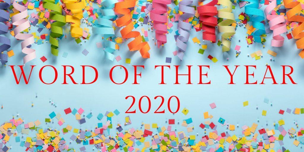 Cuvântul anului
