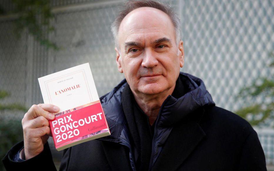 Top 10 cărţi cele mai vândute în 2020 - Hervé Le Tellier, L'Anomalie