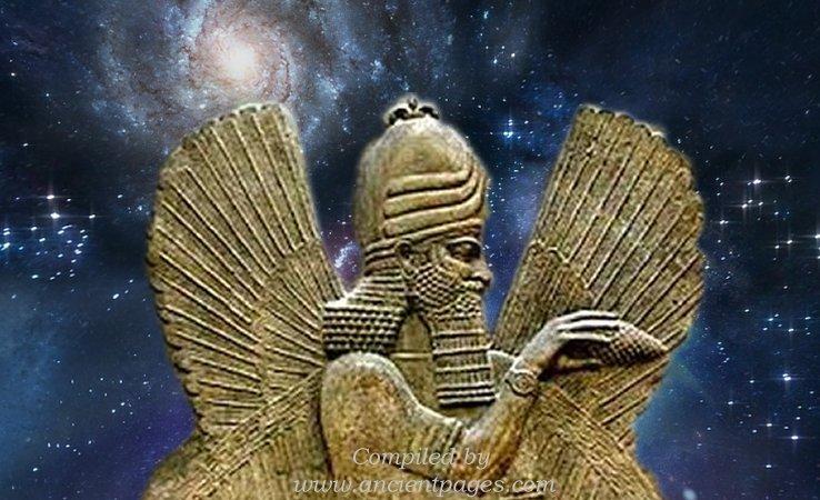 Marduk, Zeul luminii