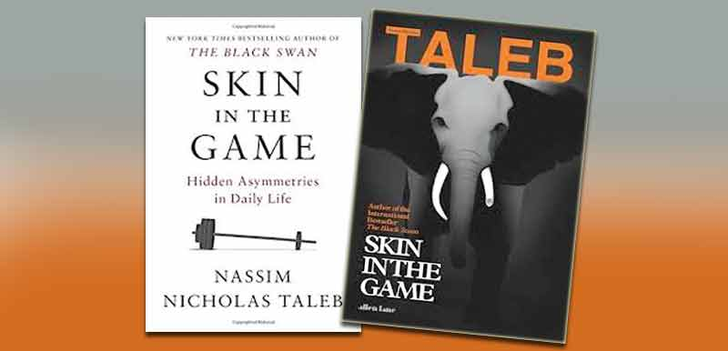 Nassim Nicholas Taleb, Când pielea ta e în joc (Skin în the game)