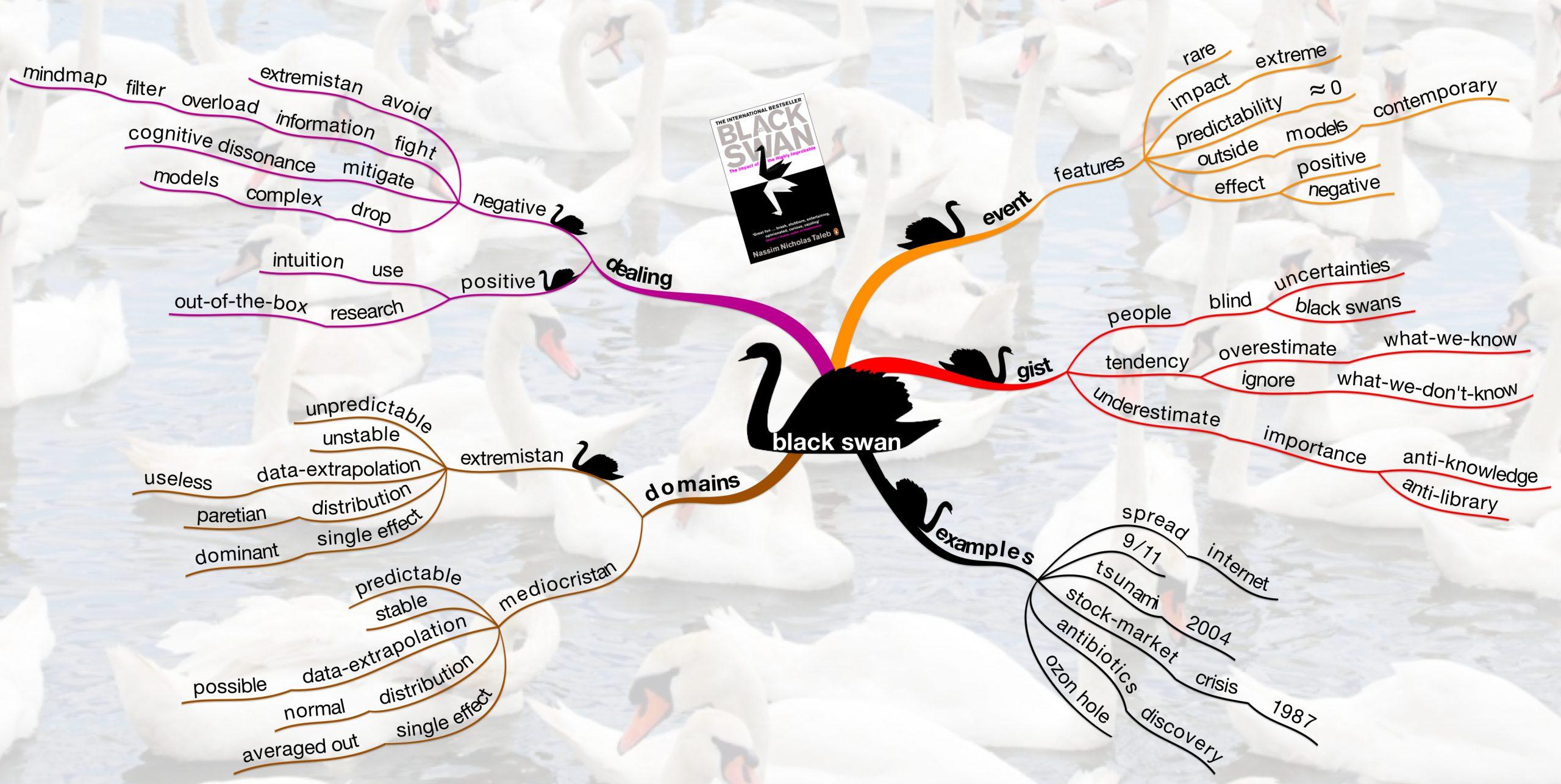 Teoria lebedei negre, Sursa mastermindmaps - WordPress