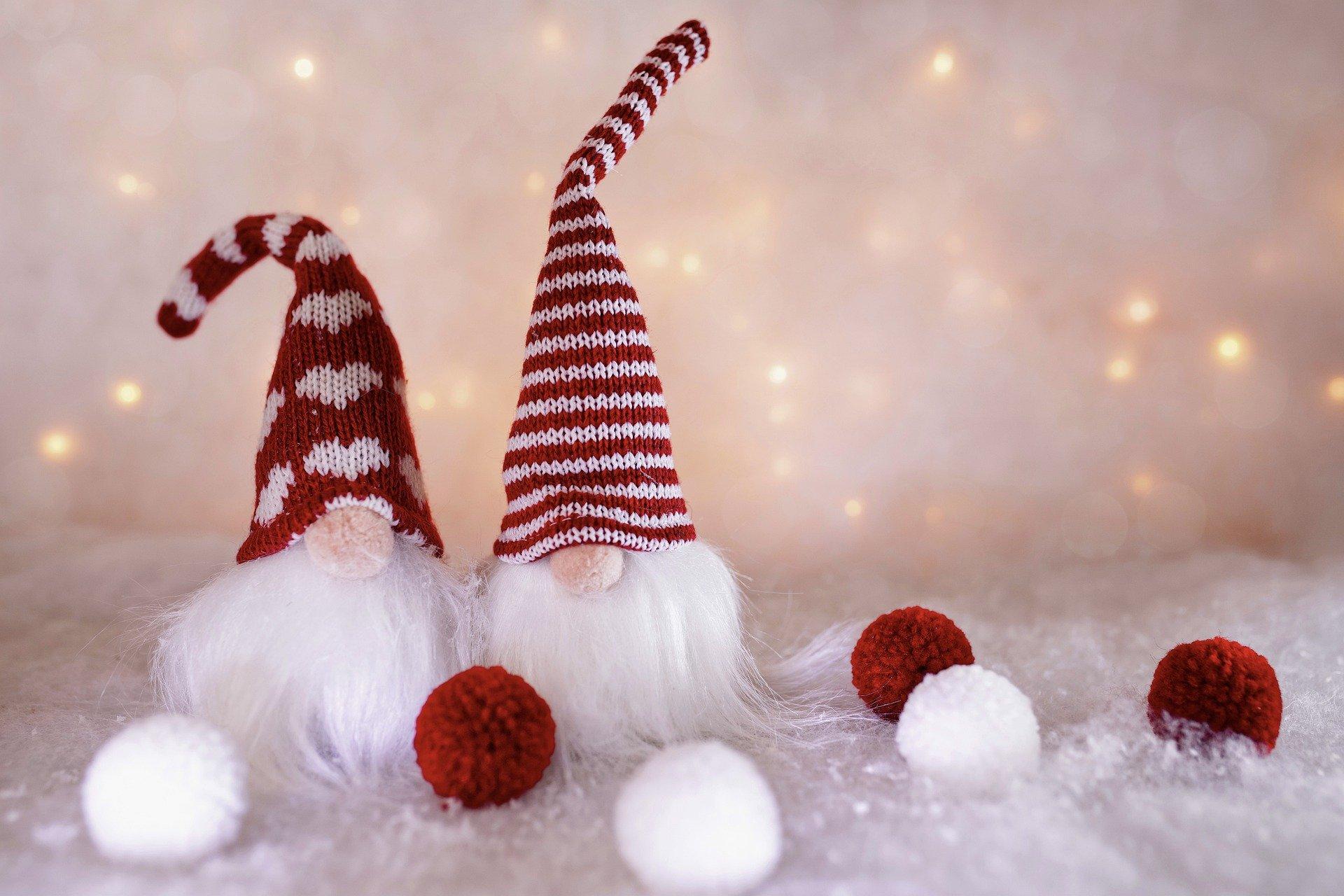 Crăciunul islandez, elfi
