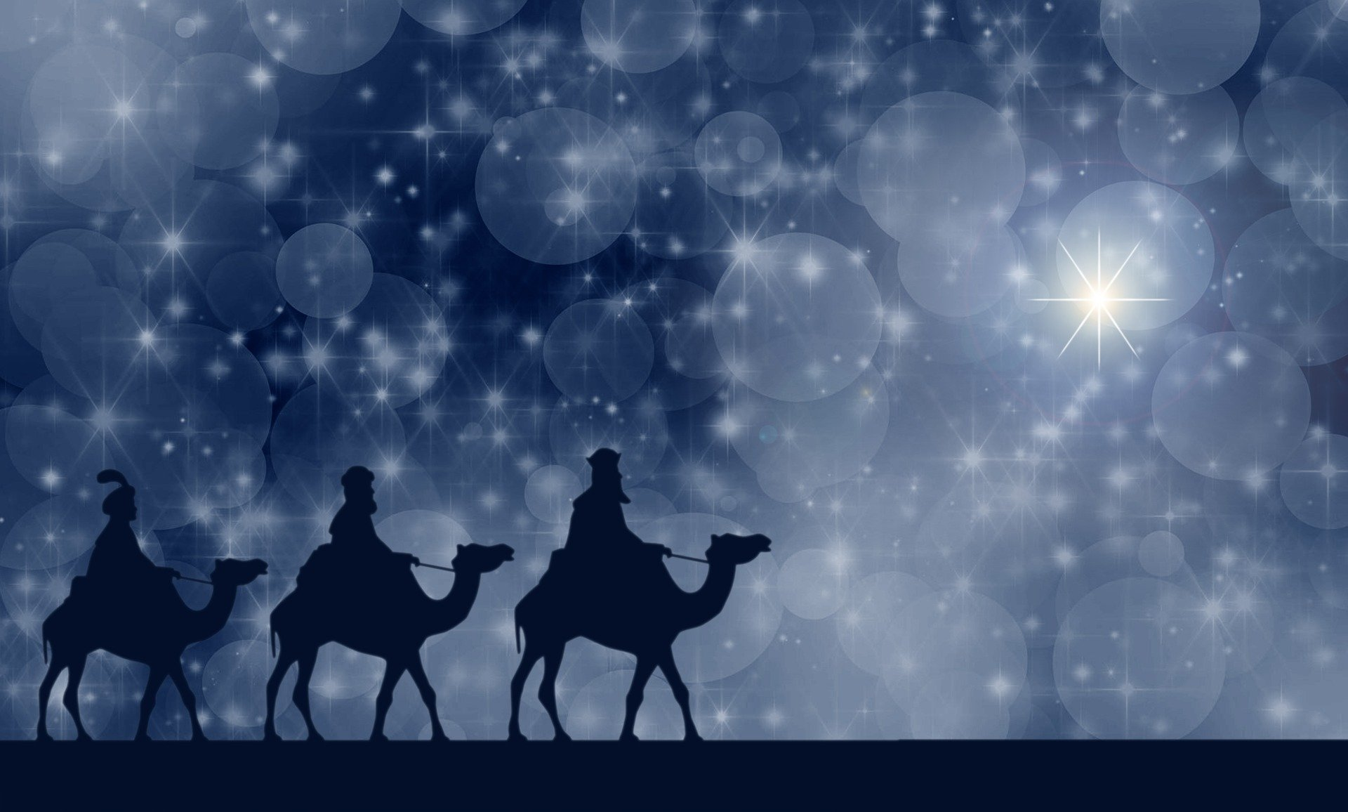 Solstiţiul de iarnă, Steaua Magilor