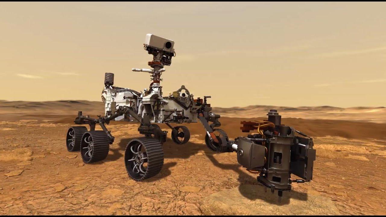 11 evenimente ştiinţifice remarcabile ale anului 2020 – Misiunea secolului spre Marte