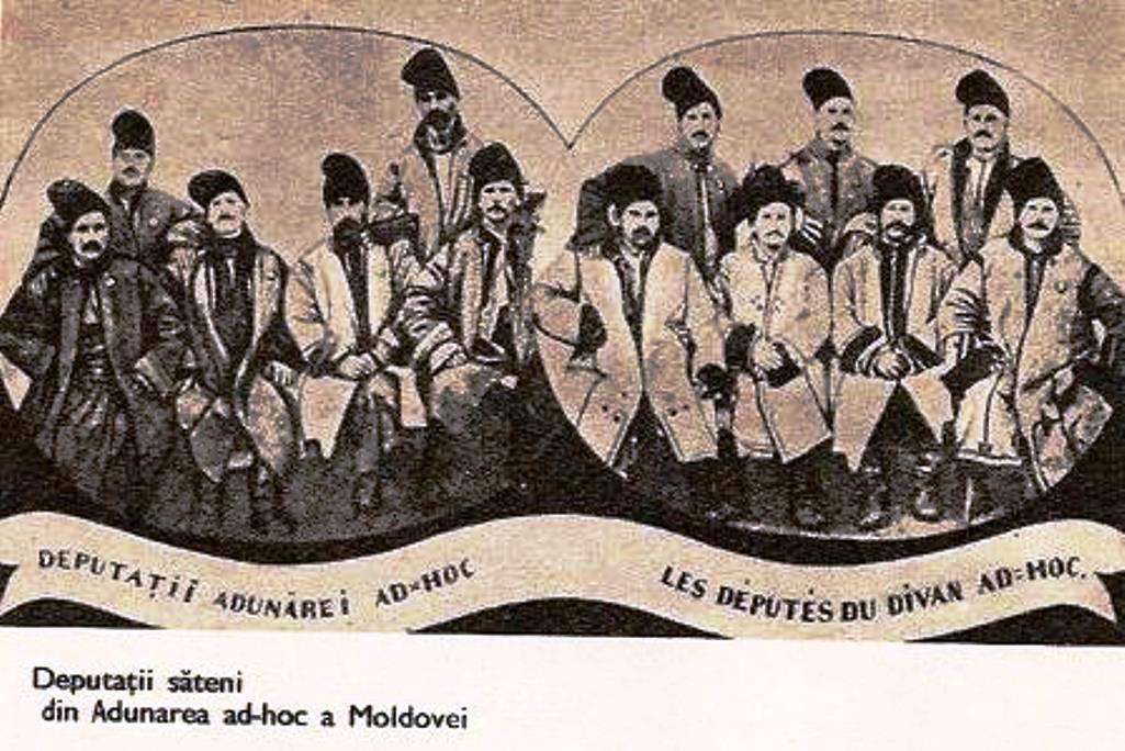 Adunarile ad-hoc, 1857