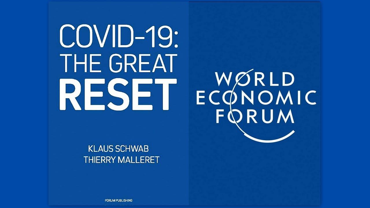 Klaus Schwab, Covid 19, The Great Reset