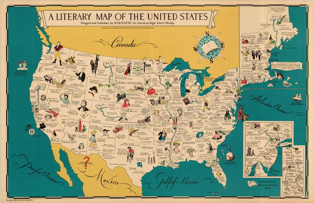 Literatura nord-americana