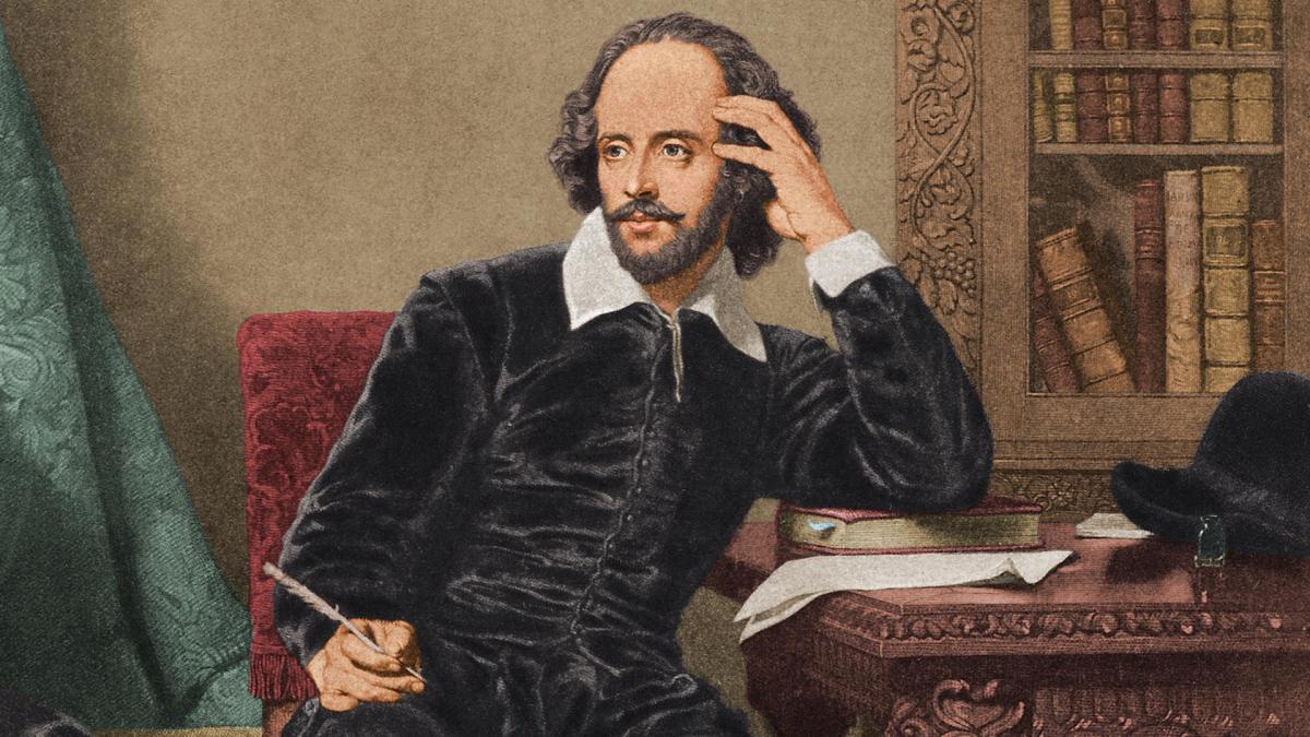 Harta literară a lumii, Shakespeare