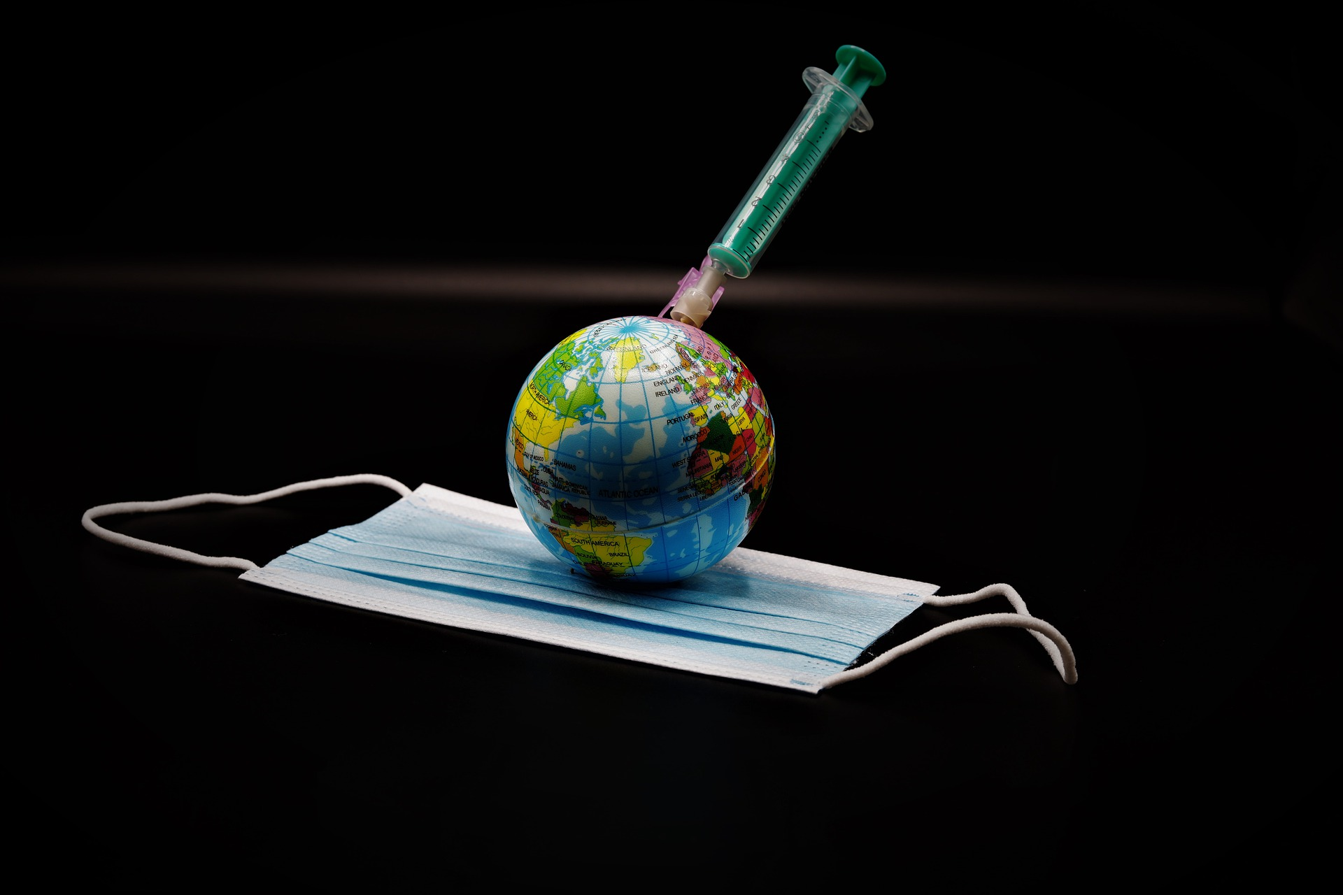 Pandemie, tratamente, solutii