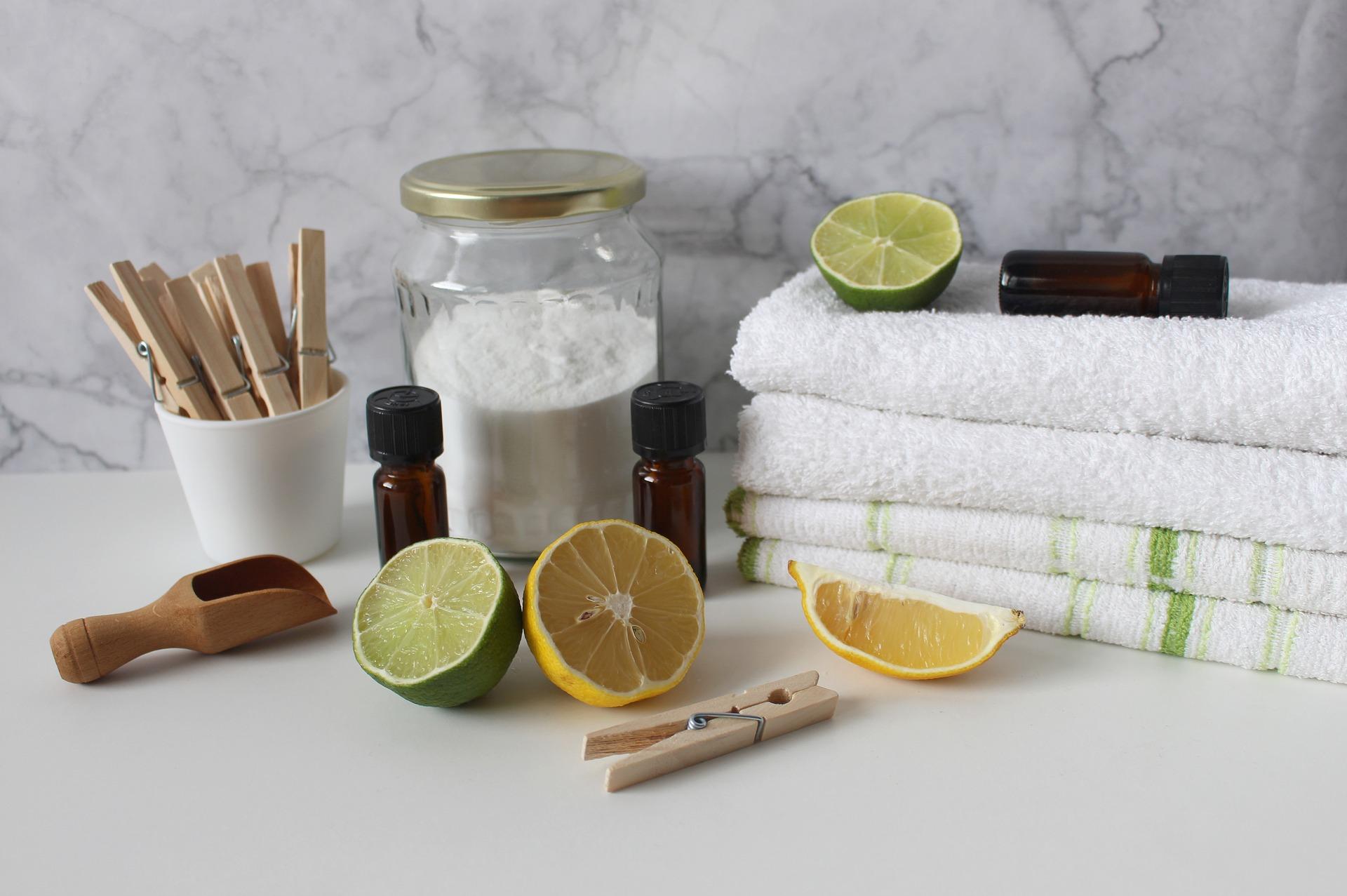 6 sfaturi pentru mirosuri placute - bicarbonatul de sodiu