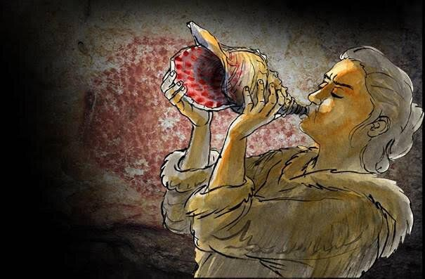O cochilie veche de 18 000 de ani canta din nou