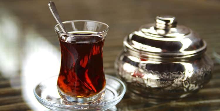 Ceai turcesc, Cay