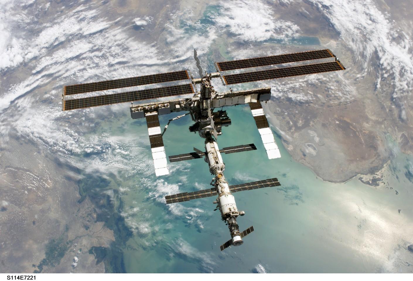 Staţia Spaţiala Internaţionala