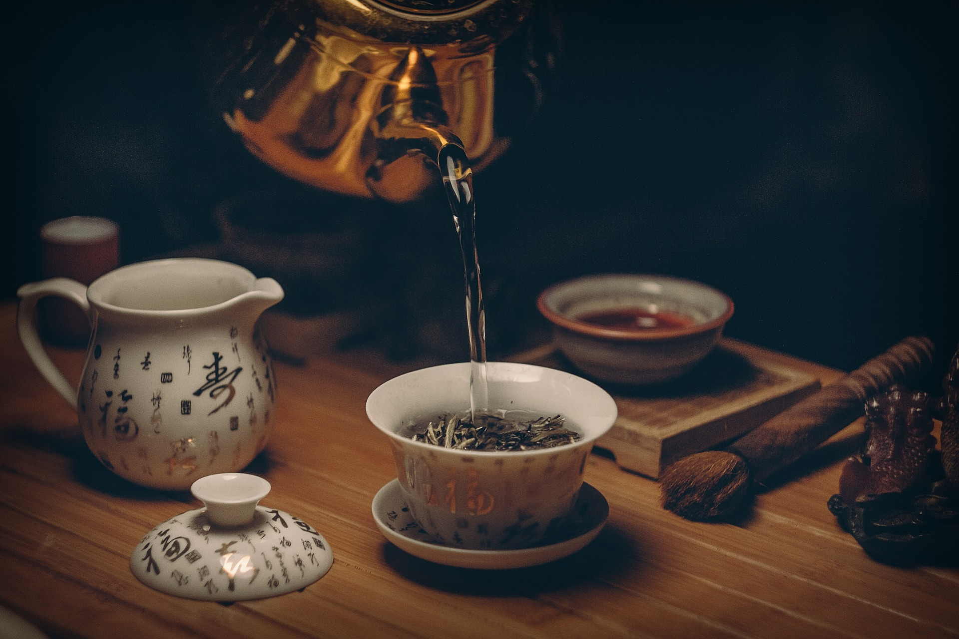 Ceaiul, experienta culturala