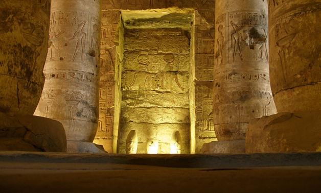 Templul Abydos