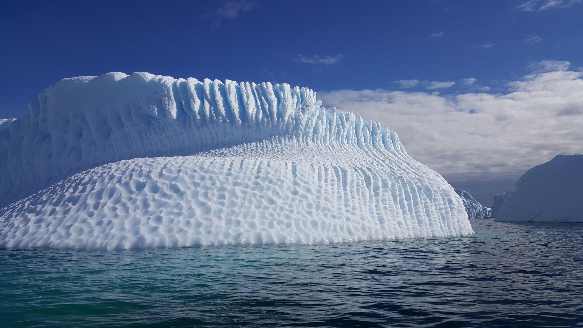 Aisberg, Antarctica