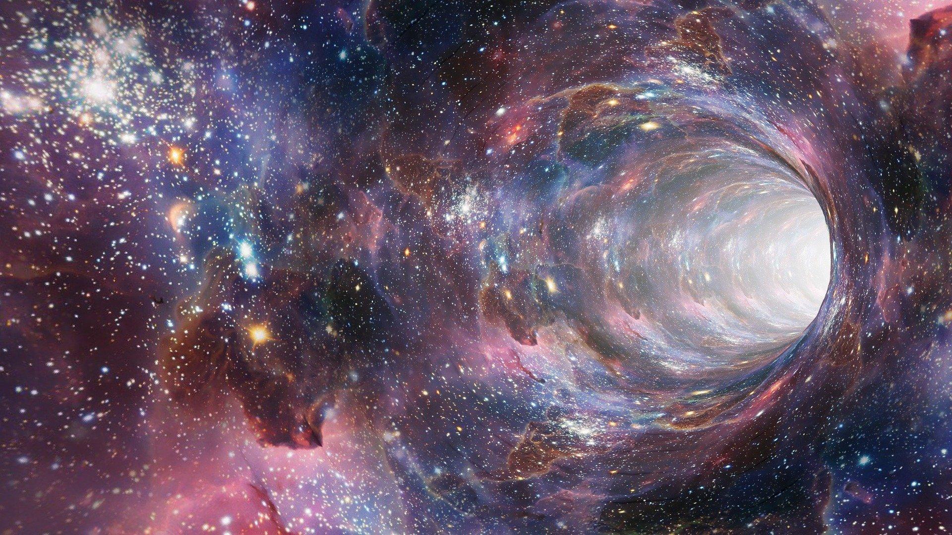 Portaluri către alte lumi, gauri de vierme