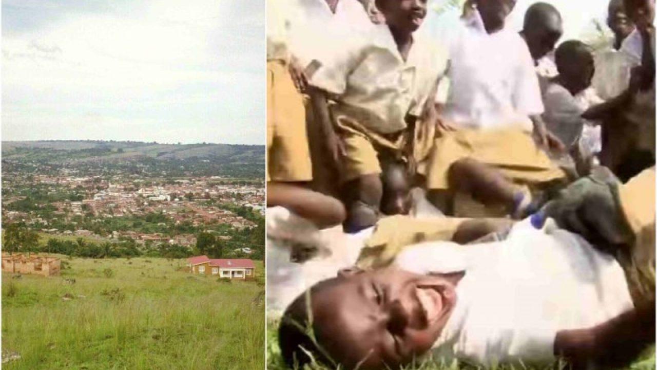 Epidemia de râs din Tanzania, 1962