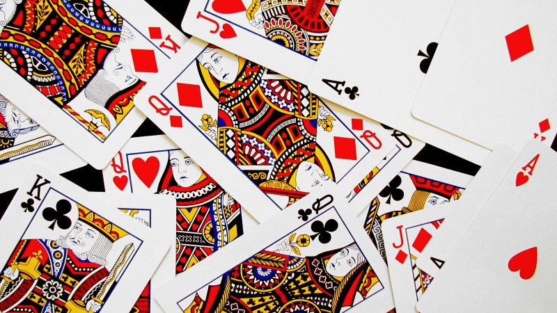 Istoria jocurilor, jocul de carti