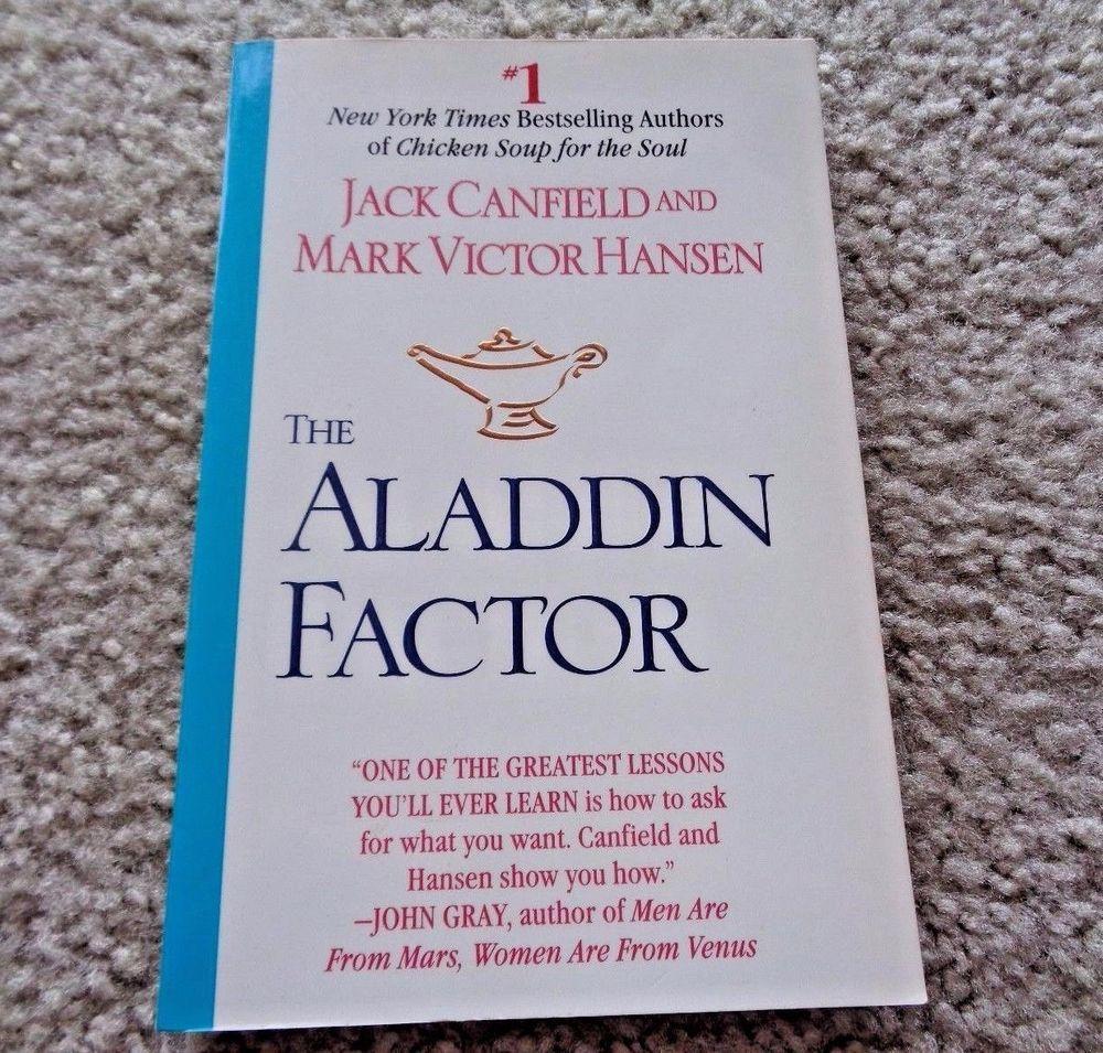 Jack Canfield, Factorul Aladin