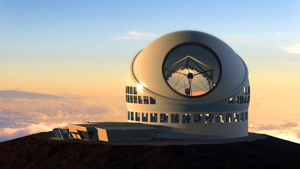 Observatorul astronomic din Hawaii