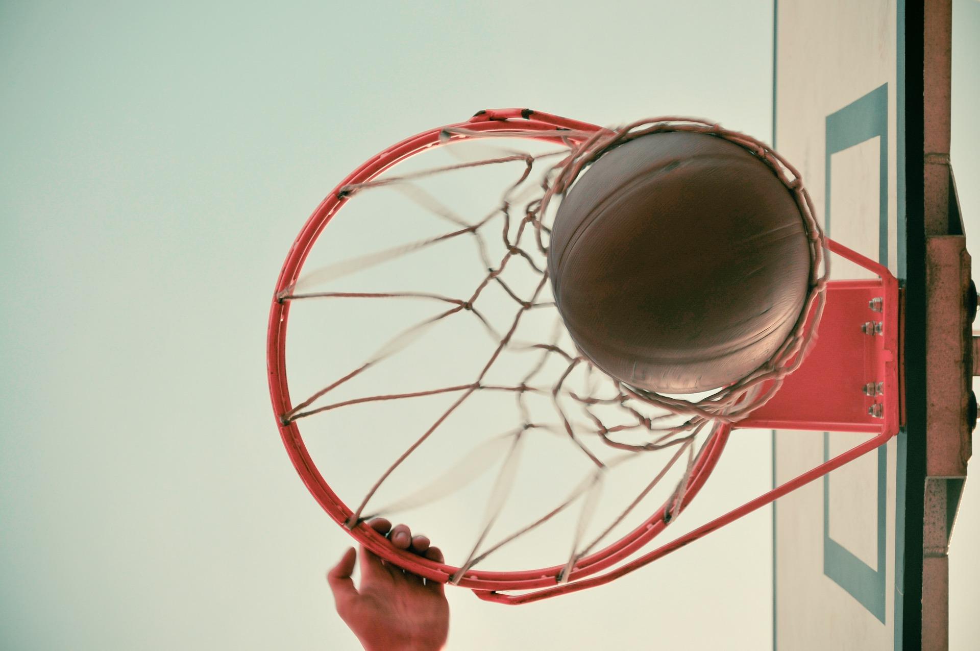 Jocul de baschet