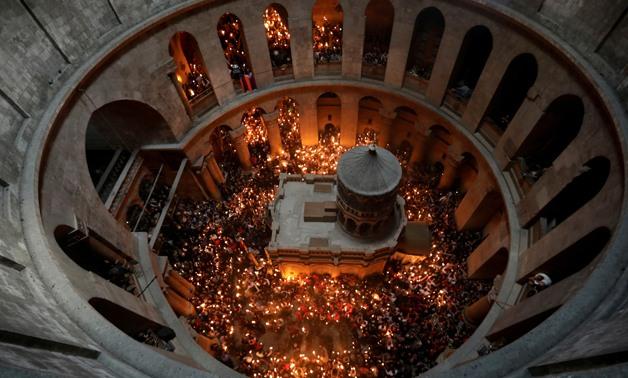 Ierusalim, Biserica Sfantului Mormant