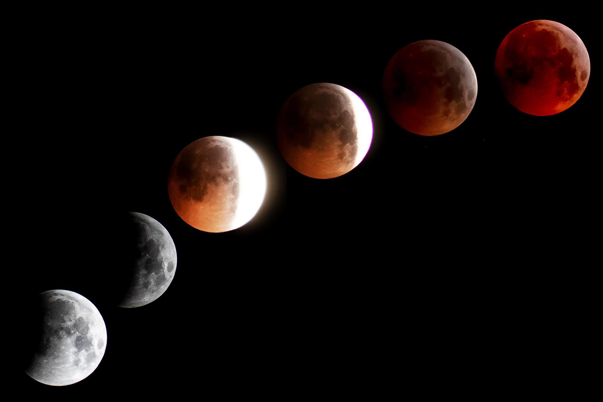 Fenomene astronomice - Luna plina
