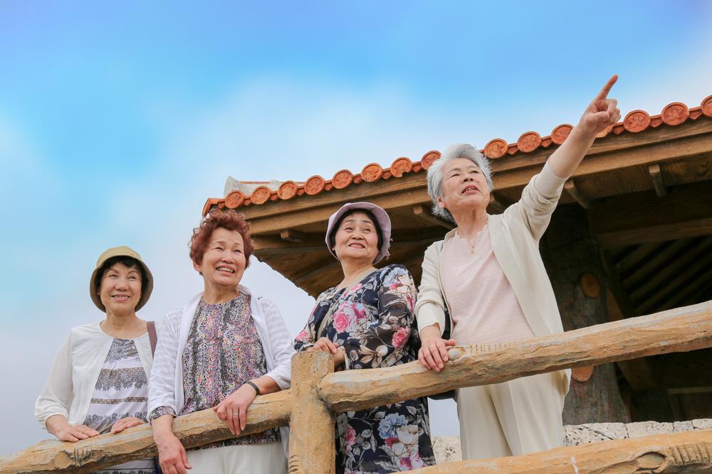 Okinawa, locul cu cei mai multi centenari