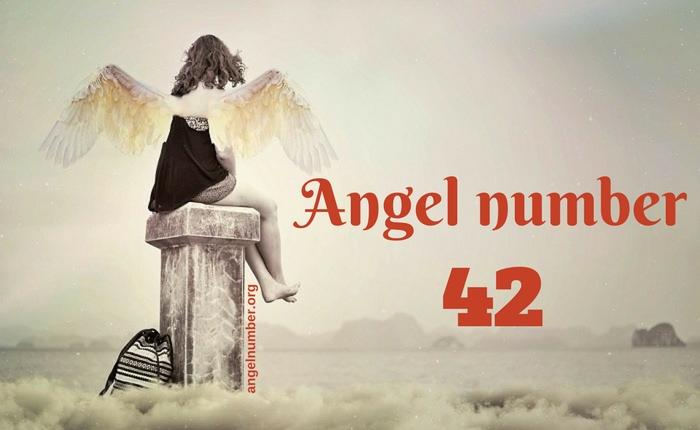 42, numarul ingerului