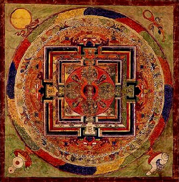Bardo Thodol, Cartea tibetană a morților si Numărul 42