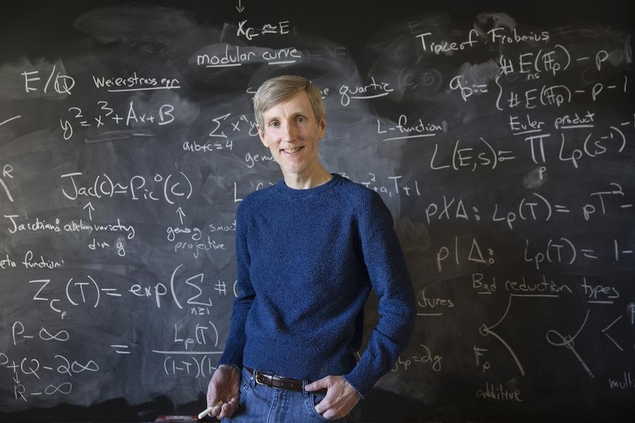 Andrew Sutherland, MIT, SUA