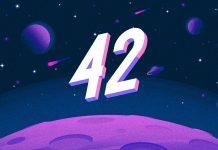 """Main Hitchhikers Guide, """"Ghidul autostopistului galactic"""" şi numărul 42"""