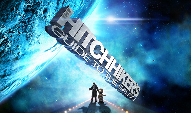 The Hitchhiker's Guide to the Galaxy, Ghidul autostopistului galactic