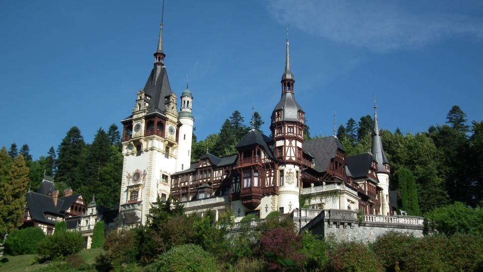 Fapte inedite despre România, Castelul Peles