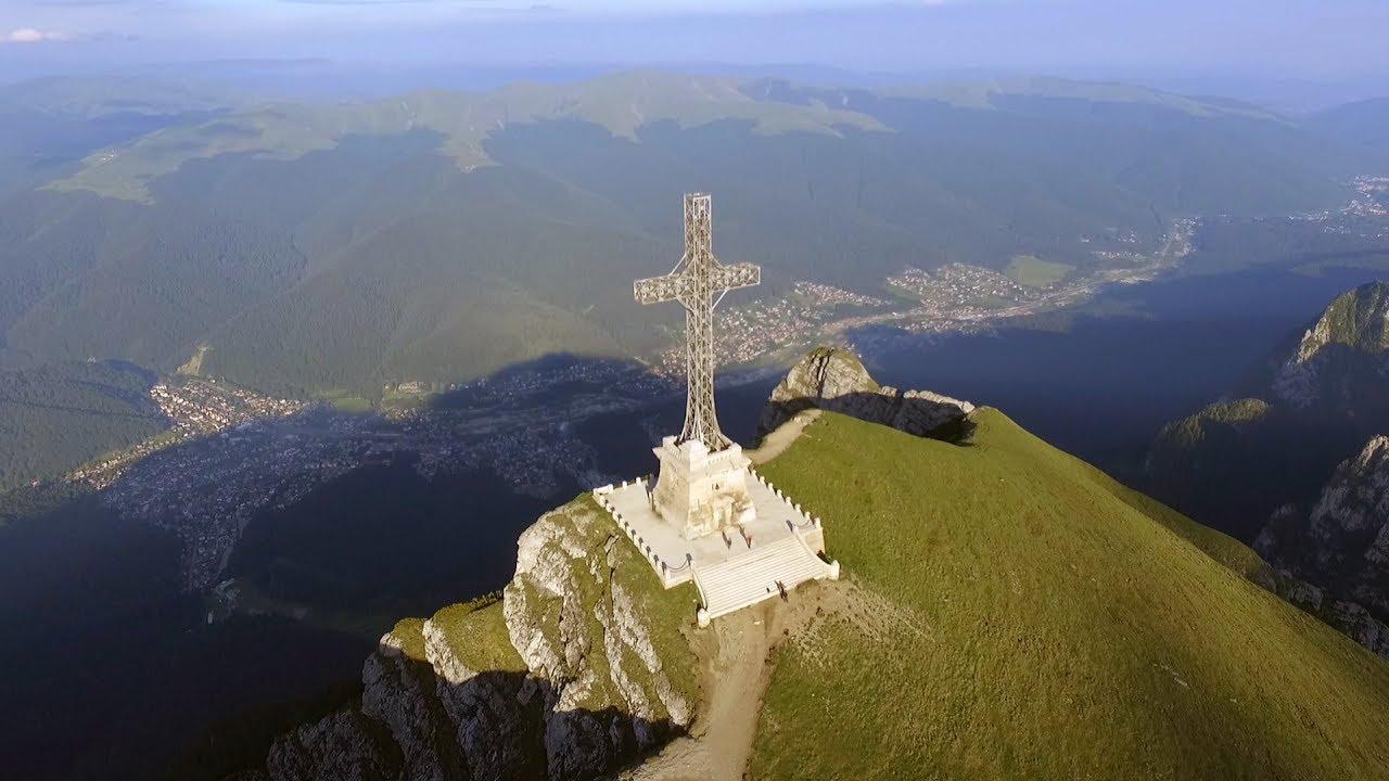Fapte inedite despre România, Crucea de pe Caraiman