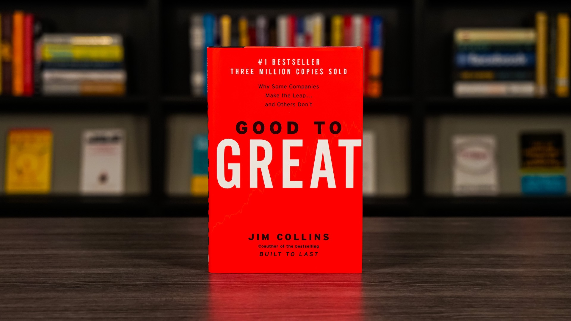 Jim Collins, Good to Great