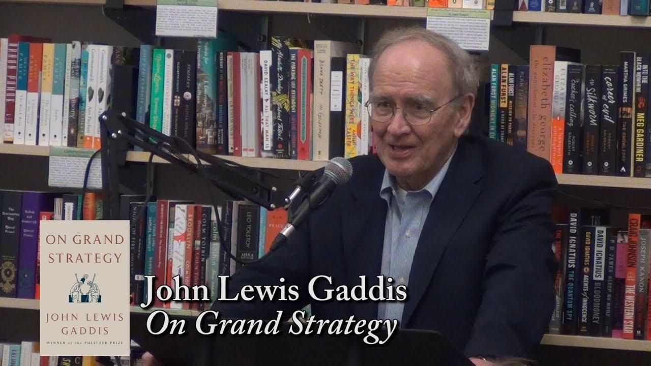 John Lewis, Gaddis