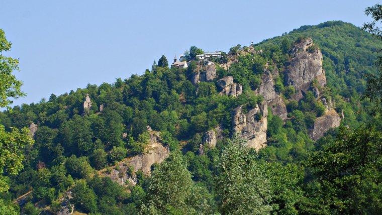 Mănăstirea Cetăţuia Negru Vodă