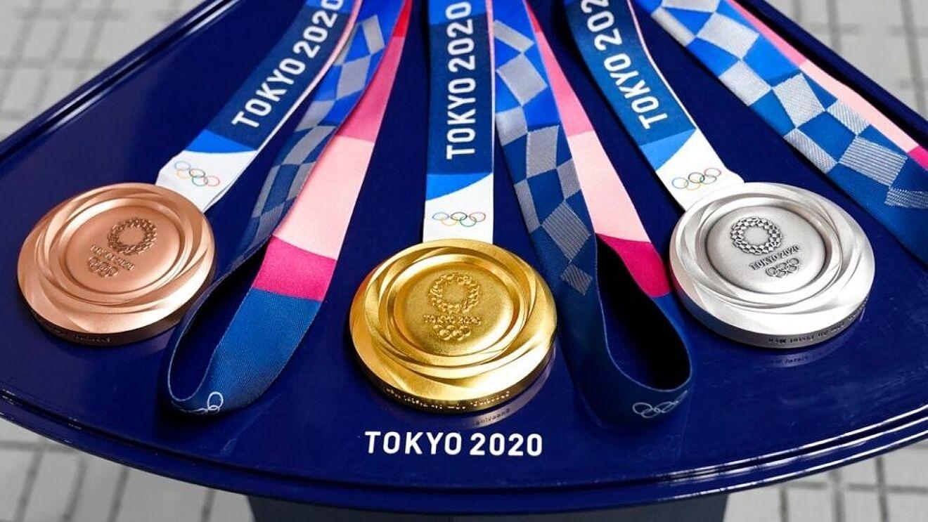 Medalii olimpice 2020