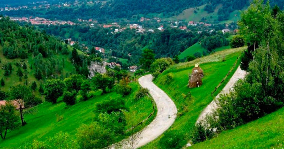 Peisaj din Romania